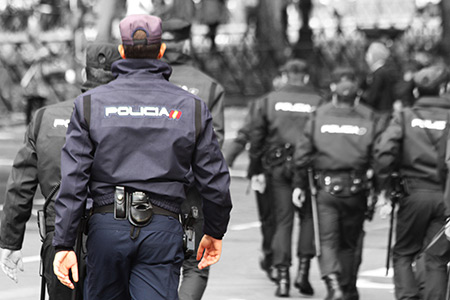 policia-gris