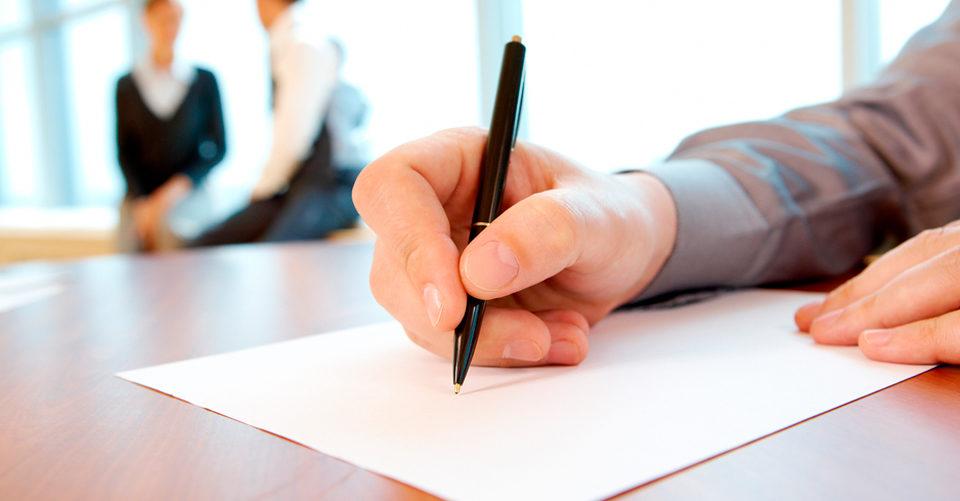 Escribir con boli